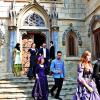 """A treia ediţie a evenimentului """"Călătorie la 1900"""", la Castelul Sturdza de la Miclăușeni"""