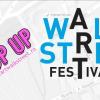 """Proiectul """"Pop Up the spirit of Art Walk Street"""", la Strada de C'Arte"""