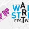 "Proiectul ""Pop Up the spirit of Art Walk Street"", la Strada de C'Arte"