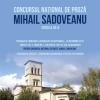 """Start înscrieri la Concursul Național de Proză """"Mihail Sadoveanu"""""""