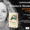 """Lectură din romanul """"Spre văi de jad şi sălbăţie"""", de Veronica D. Niculescu"""