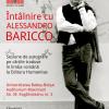 Scriitorul italian Alessandro Baricco, la Festivalul Internațional de Carte Transilvania