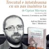 Lansarea noului roman semnat de Ciprian Măceşaru, la Bucureşti