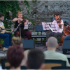 Concert inaugural la curtea bisericii fortificate de la Alma Vii (secolul XVI)