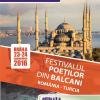Festivalul Poeților din Balcani, ediția a X-a