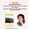 Eveniment literar, la ICR Istanbul