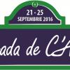 21-25 septembrie, Strada de C'Arte, ediția a V-a