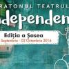 Maratonul Teatrului Independent – Bucharest Fringe, ediția a VI-a