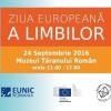 Diversitatea lingvistică, sărbătorită la Ziua Europeană a Limbilor