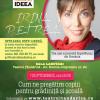"""Conferința """"Cum ne pregătim copiii pentru grădiniță și școală"""", susținută de psiholog Irina Petrea"""