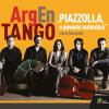 """Concert şi lansare CD ArgEnTango, """"Piazzolla, o poveste autentică"""", la Sala Radio"""