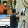 Laboratorul mobil pentru restaurarea și conservarea monumentelor brâncușiene  participă la restaurarea unor monumente din Spania