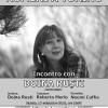 Întâlnire cu Doina Ruşti, la Torino