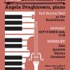 Concert Angela Drăghicescu şi Jacob Adams, la Filarmonica Cehă