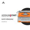 """Câștigătorul Concursului de Debut """"Adenium Start"""", ediția a IV-a, 2016"""