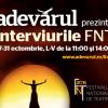 Festivalul Naţional de Teatru, la Adevărul Live