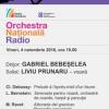 Liviu Prunaru cântă Bernstein, la Sala Radio, pe vioara Stradivarius Pachoud