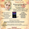 "Lansarea volumului de poezie bilingv româno-italian, ""Metamorfoză/ Metamorfosi"", de Marioara Vişan"