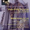 Recitaluri de orgă, la Washington, DC și New York, cu Erich Türk