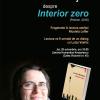 """Lectură din romanul """"Interior zero"""", de Lavinia Branişte"""