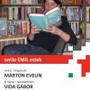 Márton Evelin, la Institutul Maghiar din Bucureşti