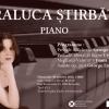 Pianista Raluca Știrbăț, pe cea mai mare scenă muzicală din Bruxelles