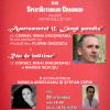 """Trei dramaturgi – două spectacole, la """"Clubul Dramaturgilor și al SpectActorilor Craioveni"""""""