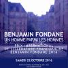 """Colocviul internațional """"Benjamin Fondane, un om printre oameni"""", la Paris"""