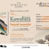 """Seară japoneză dedicată romanului """"Sunetul muntelui"""", la Librăria Humanitas de la Cişmigiu"""