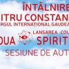 """Întâlnire cu Dumitru Constantin-Dulcan, la lansarea cărții """"De la persoană la personalitate"""" de Sorin Negruți"""