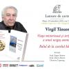 """Virgil Tănase lansează volumele """"Viața misterioasă și terifiantă a unui ucigaș anonim""""  și """"Balul de la castelul bântuit"""", la Librăria Open Art"""