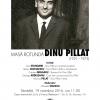 """Masă Rotundă: """"Dinu Pillat – 95"""""""