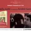 Radu Jude în dialog cu Andrei Gorzo, la Librăria Humanitas de la Cișmigiu