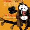 Horațiu Mălăele, Tudor Giurgiu, Oana Giurgiu, Monica Filimon, Robert Horton și Maryna Ajaja, la  Festivalul Filmului Românesc de la Seattle