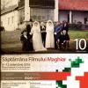Săptămâna Filmului Maghiar, ediția a zecea