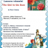 "Lansarea volumului ""The Girl in the Rose"", de Petre Crăciun"