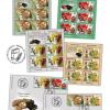 Alimentele Bibliei pe timbrele românești