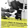 """Lansarea volumului experimental """"Masiv"""" al lui Sebastian Big"""