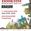 Bookfest sărbătorește Ziua Națională cu cărți proaspete la Brașov