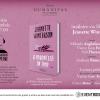 """""""O paranteză în timp"""" de Jeanette Winterson, primul roman al Proiectului Hogarth Shakespeare, în dezbatere la Librăria Humanitas de la Cişmigiu"""