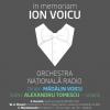 """Alexandru Tomescu cântă """"in memoriam Ion Voicu"""", la Sala Radio"""