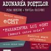 """""""Fărămintea lui eCHT"""" se produce la Adunarea Poeților și a SpectActorilor craioveni"""