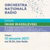 Orchestra Națională Radio, primul concert din noul an la Sala Radio