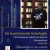 """Conferința """"De la astronomie la teologie: Contemplarea naturii la Clement Alexandrinul"""""""