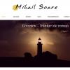 Scriitorul Mihail Soare și-a lansat site-ul de autor