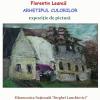 Expoziția de pictură Florentin Leancă, dedicată Zilei Culturii Naționale