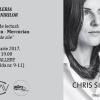 """Chris Simion-Mercurian citește din """"40 de zile"""", la Galeria Întâlnirilor"""