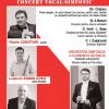 """Concert vocal – simfonic, în cadrul Festivalului Internaţional de Muzică """"Mărţişor – 2017"""""""
