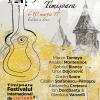 """""""Festivalul Internațional de Chitară Timișoara"""", ediția a doua"""