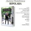 """Aurora Dumitrescu lansează volumul """"Bipolara"""", la Muzeul de Artă din Craiova"""